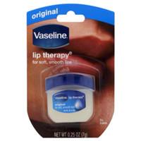 Jual [ 7 gram ] Mini Vaseline ORIGINAL Lips Therapy for soft pink lip Murah