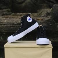 harga Sepatu Converse Chuck Taylor II High Black/Hitam Grade Ori Tokopedia.com