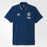 Adidas Manchester United Training Polo Shirts Original