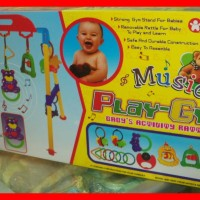 Jual Playgym Play Gym Baby Musical Mainan Bayi BEST SELLER MURAH Murah