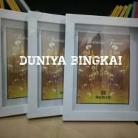 harga Frame Foto, Pigura Foto, Bingkai Foto Scrapbook 3D 8R/10R Tokopedia.com