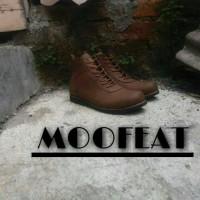 Sepatu Boots Pria Moofeat Brown Sugar