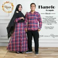 flanelo set couple flanel