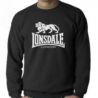 Lonsdale Logo Sweater