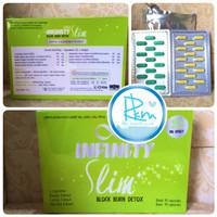 SLIM INFINITY BLOCK BURN DETOX THAILAND / INFINITY SLIM ORIGINAL