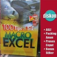 100 Tips dan Trik Macro Excel - Wahana Komputer Murah