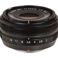 Fujifilm XF 18mm F2 R - intl