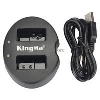 Best Seller Kingma Dual Battery Charger for Coolpix A Nikon J1 J2 J3 S