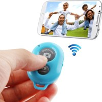 Aksesoris hp | Tomsis Bluetooth Remote Shutter Android iOS iPhone