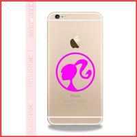 Jual Decal Iphone Barbie Murah