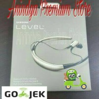 BLUETOOTH HEADSET SAMSUNG LEVEL U SERIES ORIGINAL || GOLD