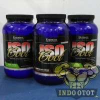 Jual Iso Cool 2 Lbs ULTIMATE NUTRITION UN Whey Protein Isolate Suplemen Murah