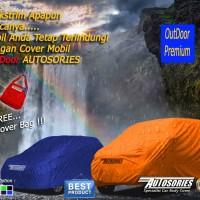 Cover Mobil BMW Seri 5 / E34/E39/E60/GT / Outdoor / Warna Polos