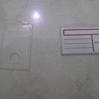 Misc Brand - ID Card Holder (Thick - Horizontal/Vertical)