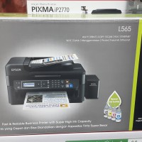 Printer Epson L565 - Print Scan Copy Fax Wifi