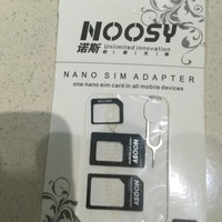 nano sim adapter noosy