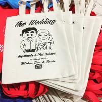 Tas souvenir pernikahan, tas undangan, tas pernikahan