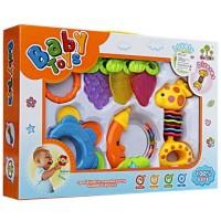 Jual Baby Toys Rattle isi 7 pcs Murah