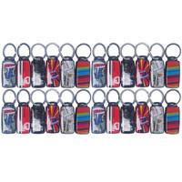 Paket 24 buah Gantungan Kunci Siul Key finder berMotif