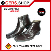 Sepatu Pria Gers Boots B5