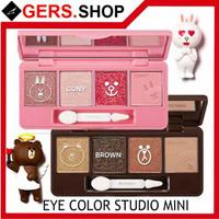 Buy 1 Get 1 [ Promo ] Missha Eye Color Studio Mini Line Friends Cony A