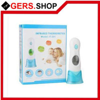 TERMOMETER IT903 PREMIUM CONTACTLESS DIGITAL INFRARED THERMOMETER TEMP