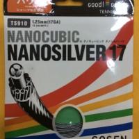 Senar Raket Tenis Gosen Nano Silver 17