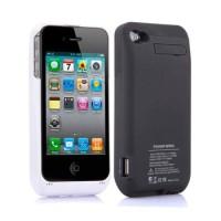 KUAT!! Power Case 3000mAh For iPhone 4, 4S Diskon