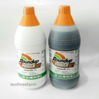 harga Roundup PowerMax 660SL- Racun Untuk Rumput, Alang-Alang & Rumput Gajah Tokopedia.com