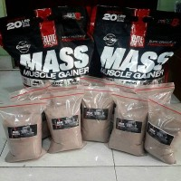 Elite Labs Muscle Mass Gainer Eceran 2 Lbs / 2lbs Musclemass Elitelabs