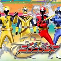 DVD Film Super Sentai Ninninger Sub Indo (Completed+Movie)