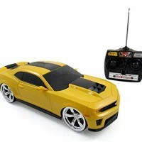 RC Mobil Remote Control 1/14 chevrolet | Yellow and Red