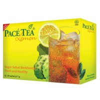 harga Pace Tea Lemon Isi 30sachet Tokopedia.com