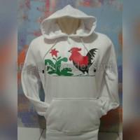 Jaket Sweater Hoodie Mangkok Ayam Premium Unik Murah