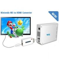 Video Converter dari Nintendo WII ke HDMI FUllHD 1080 dengan audio 3,5