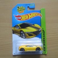 Hot Wheels / Hotwheels '12 Acura NSX Concept