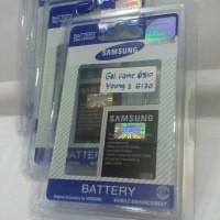 Battery Samsung Galaxy Young 2 G130 Original 100 Batre Baterai Batere