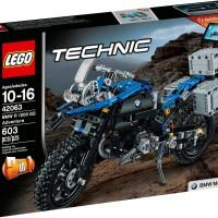 Lego Technic 42063 BMW R 1200 GS Adventure