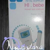 Fetal Doopler Hi bebe Bistos LCD