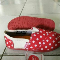 harga Sepatu Slop Wakai Untuk Anak2 Kualitas Bahan Kain Tokopedia.com