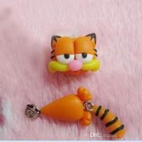 harga Anting Unik Murah Grosir Clay Kucing Garfield Tokopedia.com