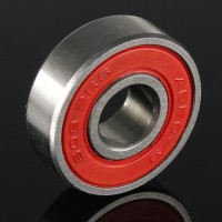 MINIATURE BEARING 608 2RS ABEC-9 VXB (FOR SKATEBOARD ROLLER WHEELS)