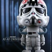 Star Wars Cosbaby AT-AT DRIVER - HOT TOYS