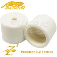 Predator Z-2 Ferrule - Fiber Stick Billiard Biliar Stik Cue Shaft Z2