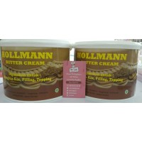 HOLLMAN BUTTER CREAM VANILLA 1kg
