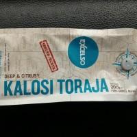 Jual Kalosi Toraja 200 gram Kopi Bubuk Excelso - Ground Murah