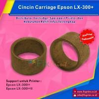 Cincin Carriage Epson lx300+ lx300+II (Satu Set 2pcs)