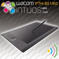 Wacom Intuos Pro Large PTH851 with Wireless kit