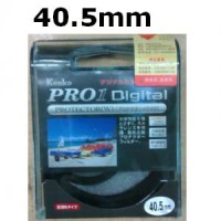 Kenko Filter UV 40.5 mm Pro 1 - 40.5mm Pro1 U/ Sony Nikon Mirrorless