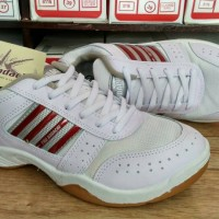 harga Sepatu Kodachi AR strip merah ukuran 44 - Badminton Volley Running Tokopedia.com